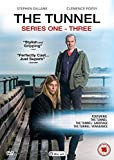 The Tunnel - Series 1-3 Box Set DVD