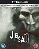 Jigsaw [Blu-ray] [2017]