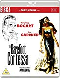 THE BAREFOOT CONTESSA [Masters of Cinema] Dual Format (Blu-ray & DVD) Blu Ray