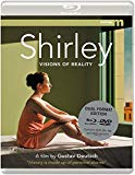 SHIRLEY: VISIONS OF REALITY Dual Format (Blu-ray & DVD) edition Blu Ray