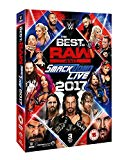WWE: The Best Of Raw And Smackdown 2017 DVD