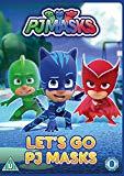 PJ Masks: Let's go PJ Masks [DVD] [2017]