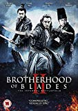 Brotherhood of Blades 2 The Infernal Battlefield [DVD] [2017]