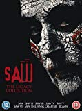 Saw: The Definitive Collection [DVD] [2017]