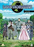 Log Horizon S1 Collection [DVD] [2017]