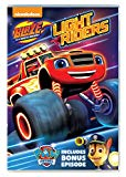 Blaze And The Monster Machines: Light Riders! [DVD]
