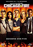Chicago Fire: Seasons 1-5 [DVD]
