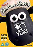 Shaun the Sheep - Best of 10 Years [DVD] [2017]