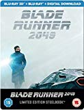 Blade Runner 2049 [Blu-ray 3D Steelbook] [2017]