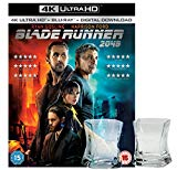 Blade Runner 2049 [4K UHD + Whiskey Glass Limited Edition] [Blu-ray] [2017]