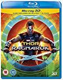 Thor Ragnarok 3D BD [Blu-Ray] [2017]