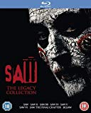 Saw: The Definitive Collection [Blu-ray] [2017]