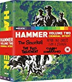 Hammer Volume Two: Criminal Intent - Limited Edition Blu Ray [Blu-ray]