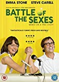 Battle of the Sexes [DVD] [2017]