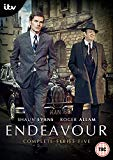 Endeavour Series 5  [2018] DVD