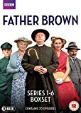 Father Brown: Series 1,2,3,4,5 & 6 (BBC) [Official UK Release] DVD