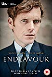 Endeavour Series 1-5 [DVD] [2018]