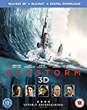 Geostorm [Blu-ray 3D + Blu-ray + Digital Download] [2017] [Region Free] Blu Ray