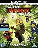 The Lego Ninjago Movie [4K UHD] [Blu-ray]