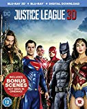 Justice League ? [Blu-ray 3D + Blu-ray Digital Download] [2017]