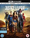 Justice League ? [4k Ultra HD + Blu-ray + Digital Download] [2017]