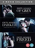 Fifty Shades Freed 3-Movie Boxset (DVD + Bonus Disc)