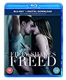 Fifty Shades Freed (Blu-Ray + Bonus Disc + Digital Download) Blu Ray