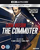 The Commuter 4K UHD [Blu-ray] [2018]