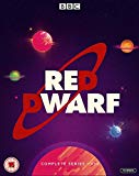 Red Dwarf Series 1 - 8 Boxset BD [Blu-ray] Blu Ray
