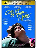 Call Me By Your Name  [2017] DVD