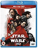 Star Wars: The Last Jedi [Blu-ray 3D] [2017] Blu Ray