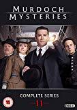 Murdoch Mysteries: Series 11 [DVD]