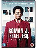 Roman J. Israel, Esq. [DVD] [2018]