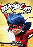 Miraculous: Tales of Ladybug and Cat Noir - Volpina & Other Stories Vol 4 [OFFICIAL UK RELEASE] [DVD]