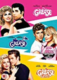Grease 40th Anniversary Triple (Grease/Grease 2/Grease Live) [DVD]
