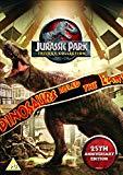 Jurassic Park Trilogy (DVD) [2018]