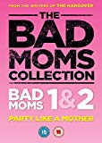 Bad Moms 1 & 2 [DVD]
