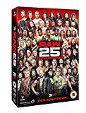 WWE: RAW 25th ANNIVERSARY [DVD]