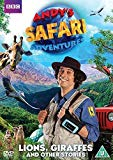 Andy's Safari Adventures: Lions, Giraffe & Other Adventures (BBC) [DVD]