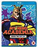 My Hero Academia: Season 2, Part 1 [Blu-ray]