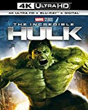 The Incredible Hulk (4K UHD) [Blu-ray] [Region Free]