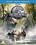 Jurassic Park: The Lost World (BD) [Blu-ray] [2018] [Region Free]