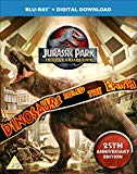 Jurassic Park Trilogy (BD) [Blu-ray] [2018] [Region Free]
