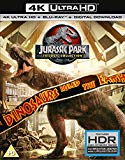 Jurassic Park Trilogy (4K UHD + BD +UV) [Blu-ray] [2018] [Region Free]