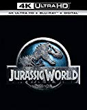 Jurassic World (4K UHD) [Blu-ray] [2018] [Region Free]