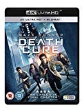 Maze Runner - The Death Cure [4K Blu-ray + Blu-ray + Digital Download] [2018]