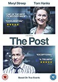 The Post  [2018] DVD
