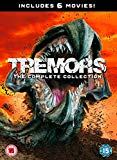 Tremors: 6 Film Collection [DVD]