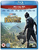 Black Panther [3D Blu-Ray] [2018] [Region Free] Blu Ray