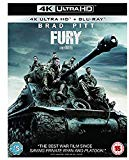 Fury [4K UHD] [Blu-ray] [2018]